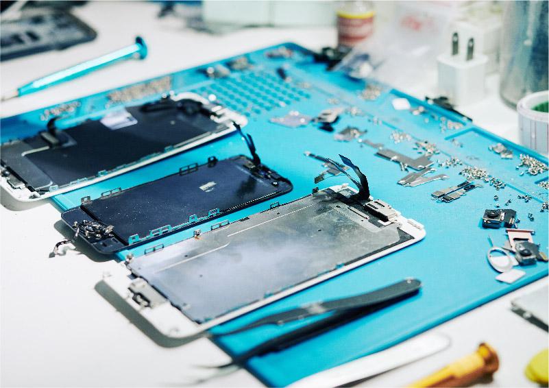 アップルケアで修理する
