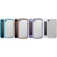 アイジョイiPhone8クリアシリーズ新色4種